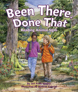 When Cole and Helena hike to find animals in the forest they don't spot a single creature but they do find signs of life. Who had been there, who had done that?