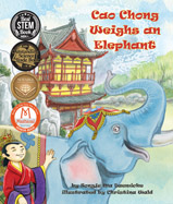 How did one weigh an elephant in ancient China? Based on a true story, discover how six-year-old Cao Chong outsmarted the prime minister's most learned advisors by using buoyancy!