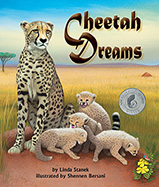 Share the dreams of a bright future for endangered cheetahs. This rhythmic text will lull readers into cheetah dreams of their own.