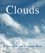 The atmosphere is filled with clouds, all different types of clouds. Compare and contrast a variety of shapes and colors through the vibrant photographs in Clouds.
