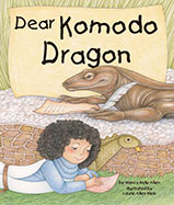 When Leslie and a Komodo dragon become pen pals, the wise-cracking dragon writes humorous letters that are chock full of interesting facts. Do the letters change Leslie's mind about dragons?