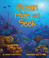 Hidden in forests of kelp, tucked under a shelf of coral, and floating in dark depths, the denizens of the underwater world wait for readers to discover them.