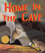Baby Bat and Pluribus Packrat explore their cave and meet animals without eyes or colors. Baby Bat learns how important bats are to the cave habitat.