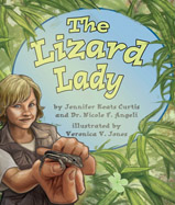 A day in the life of a scientist is anything but boring! Co-author Nicole. F. Angeli, aka the Lizard Lady, saves critically endangered St. Croix ground lizards.