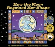Influenced by Native American folktales, this story teaches the phases of the moon while emphasizing how to deal with bullies.