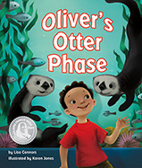 What child hasn't wondered what it would be like to be an animal? After a trip to an aquarium, Oliver decides he wants to be a sea otter. But being an otter isn't easy for a human. What's an otter, we mean a boy to do?