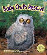 Join Maddie and Max as they learn a valuable lesson from a little lost owl. This story reminds us that we live in a world surrounded by wild animals, and those wild animals deserve our caution and respect!