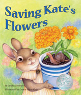 Kate wants to save her flowers from the winter cold, and Mom teaches her to transplant them into pots. When Dad's allergies mean the flowers can't stay, Kate has to find them new homes for the winter.