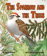 Why do trees lose their leaves? Find out with Papa Sparrow in this pourquoi folktale.