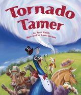 A town plagued by tornadoes needs help! Travis the tornado tamer comes into town with a plan. With tornado season on the horizon, will his invisible cover save their homes?