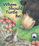 When tiny turtle breaks free of his shell, he's ready to set out for his new home. But when a wrong turn takes him off tack, how will he find where that home is?