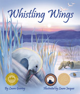 Marcel, a young tundra swan, is tired from the first half of a winter migration, so he decides to stay up north. He soon realizes he's not cut out for life on ice. What will he do?